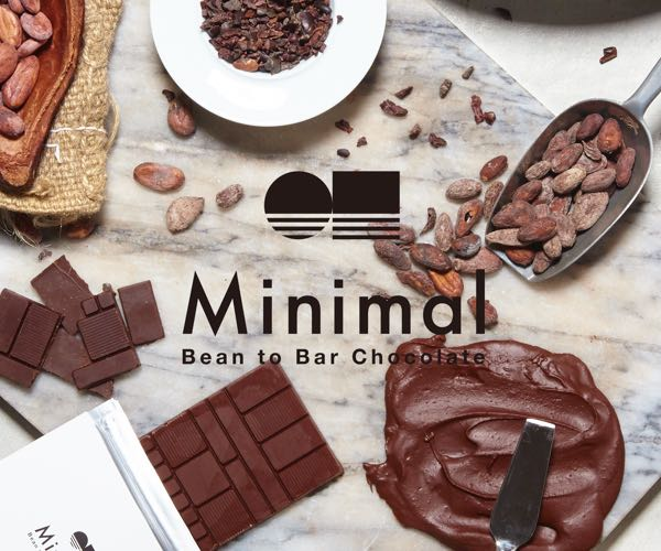 Minimal Bean to Bar Chocolate