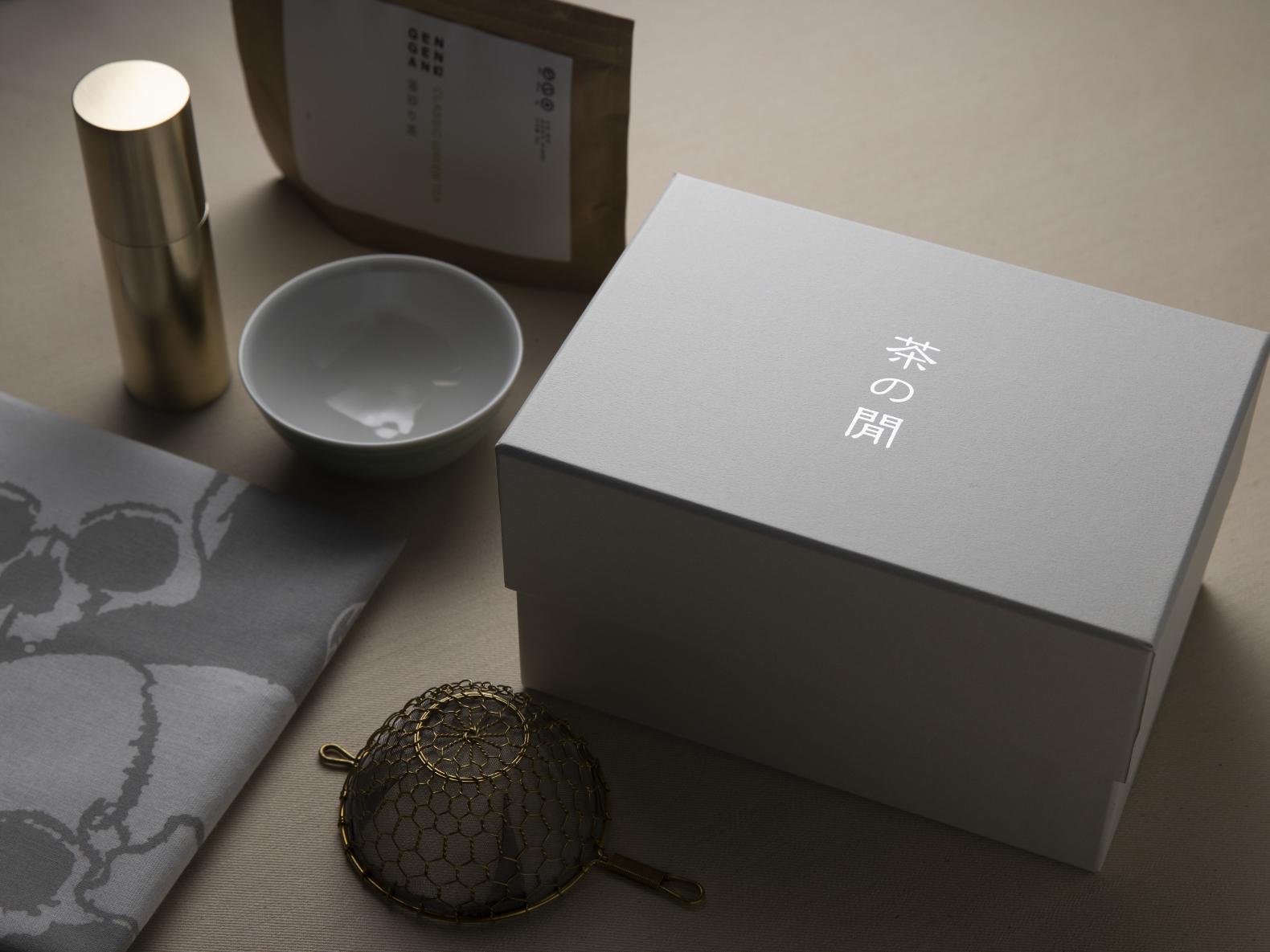 「茶の閒」セットがついに発売!